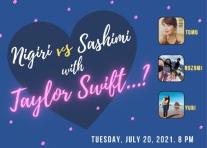 Live Event – About Taylor Swift
